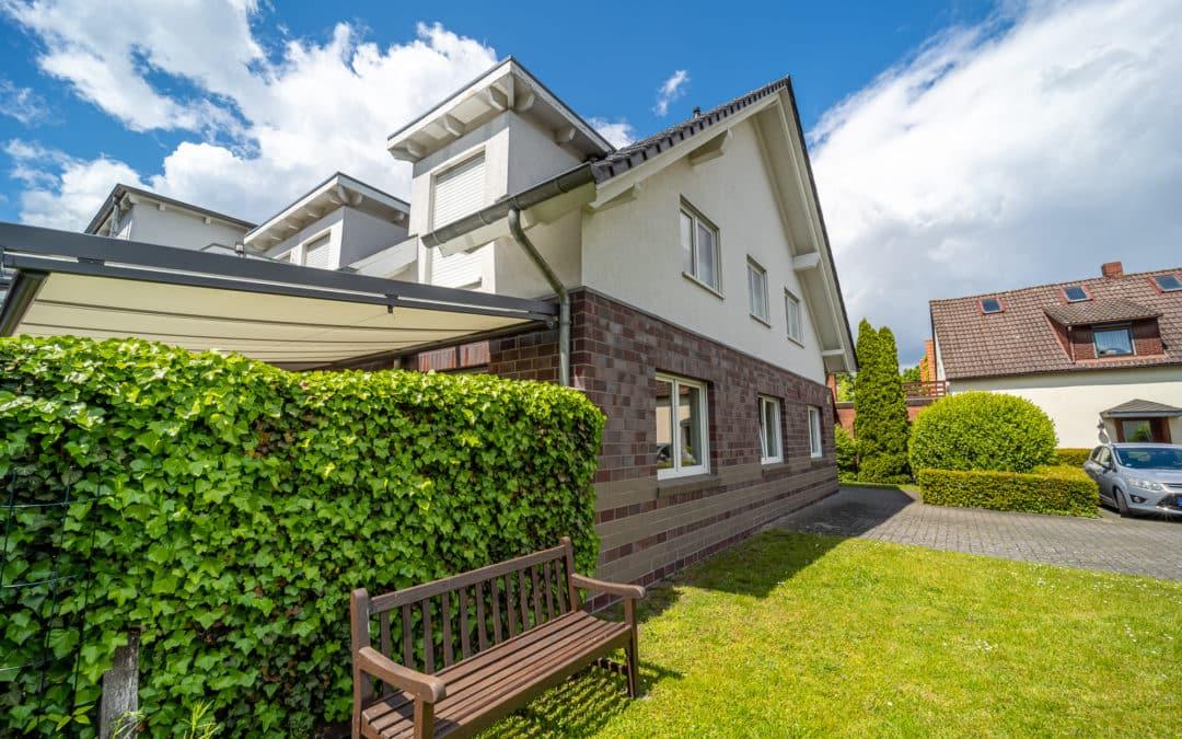Gepflegte Eigentumswohnung – eine sichere Kapitalanlage